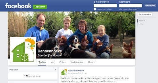Facebook Dennenhoeve