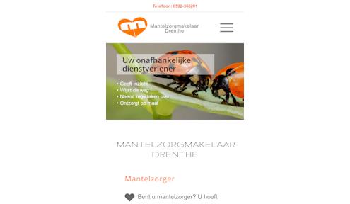 Mantelzorgmakelaar Drenthe